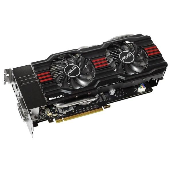 Asus GTX670-DC2-2GD5 GeForce GTX 670 Graphic Card - 915 MHz Core - 2