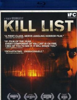Kill List (Blu-ray Disc)