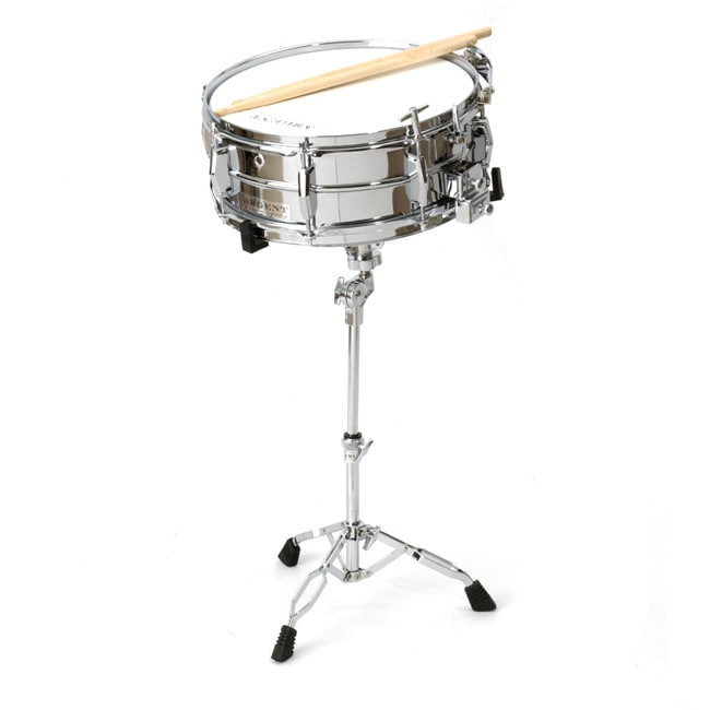 Student Band Roved Snare Drum And Stand Kit