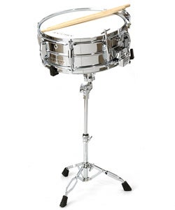 Student Band Approved Snare Drum and Stand Kit