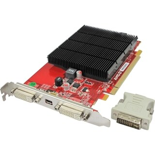 Visiontek Radeon HD 5450 Graphic Card - 650 MHz Core - 512 MB DDR3 SD