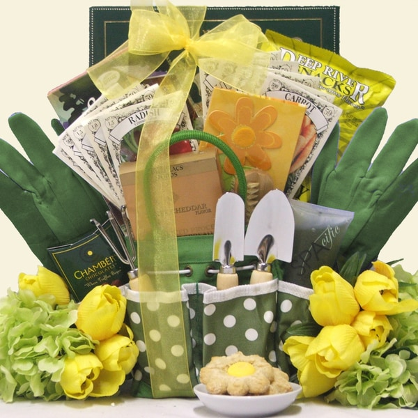 Great Arrivals Garden Serenity: Gardening Gift Basket