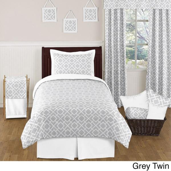 Sweet JoJo Designs Diamond Bedding Set