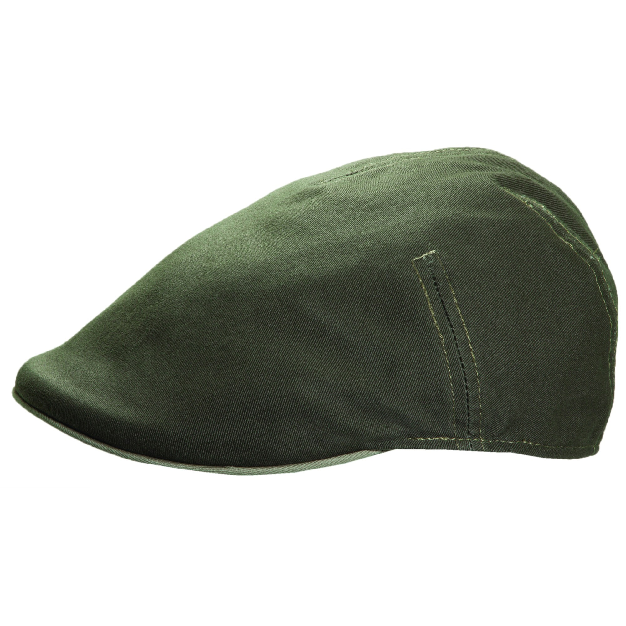 Stetson Men's Olive Green Twill Cap