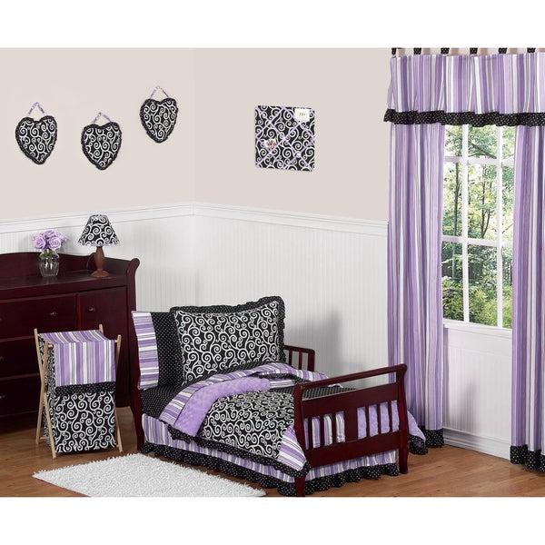 Sweet JoJo Designs Kaylee 5-piece Toddler Bedding Set