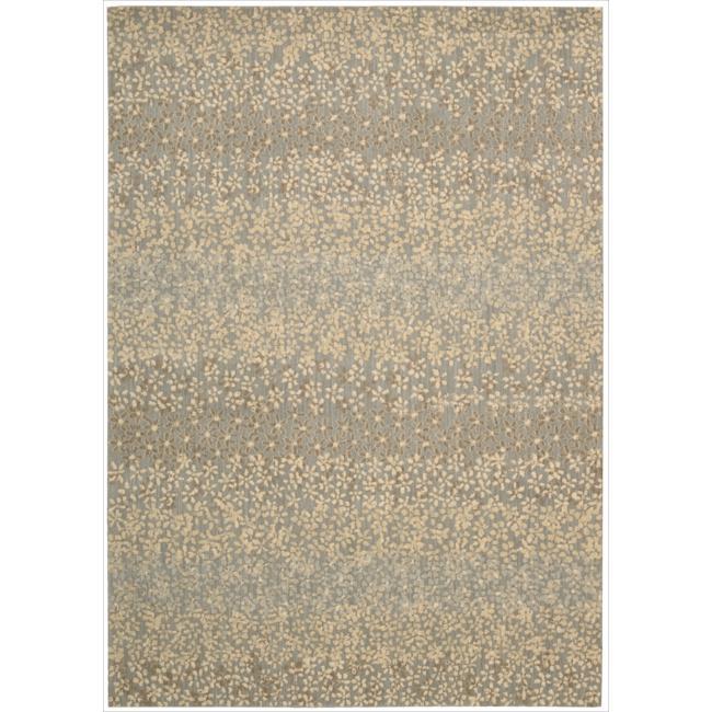 Nourison Home Metropolitan Beige Rug (7'9 x 10'10)
