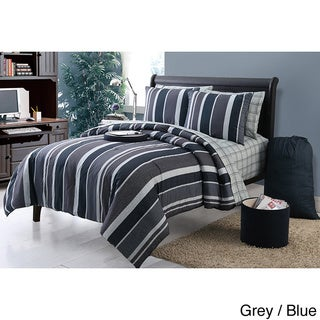 VCNY Janson 11-piece Dorm Room in a Bag with Sheet Set