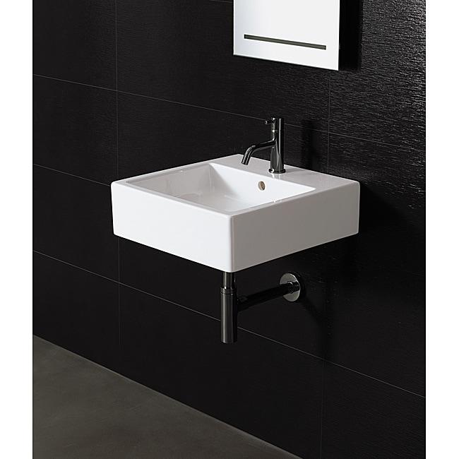 Bissonnet ICE-46 Bathroom Ceramic Sink