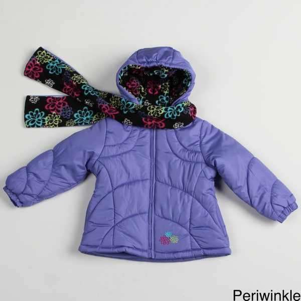 London Fog Girl's Bubble Jacket FINAL SALE