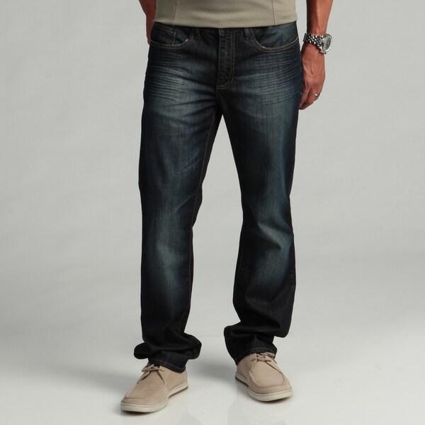 Kenneth Cole New York Men's Indigo Denim Jeans