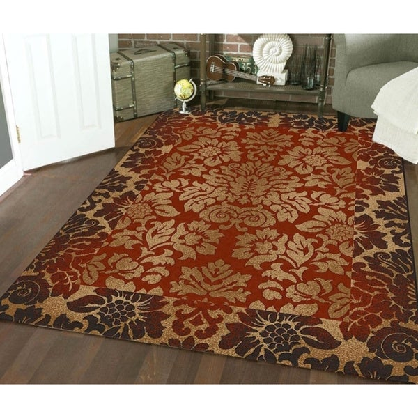 Rugs At Home Goods: Admire Home Living Amalfi Paradise Area Rug