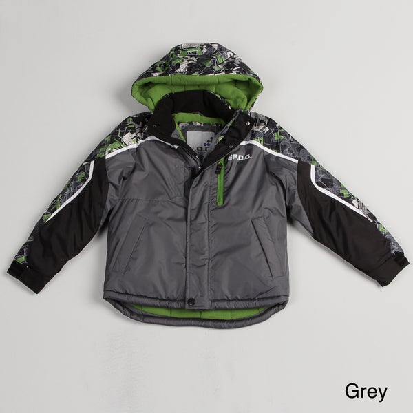 London Fog Boys' Snowboard Jacket