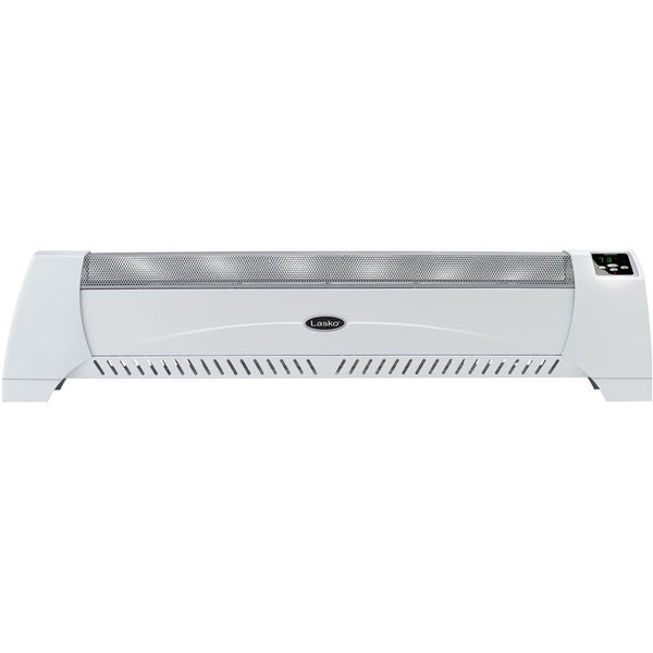 Lasko 5622 Silent Low-Profile Room Heater with Digital Display