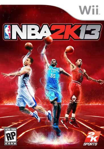 Wii - NBA 2K13
