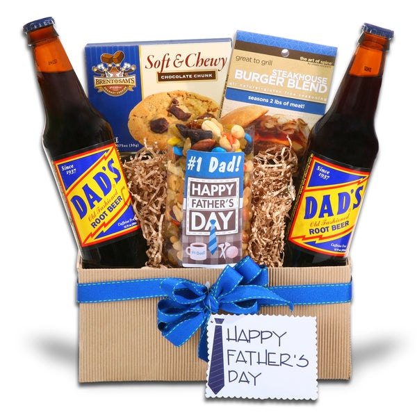 Over 100 Fathers Day Gift Ideas: Shop Alder Creek Gifts Happy Father's Day Gift Basket