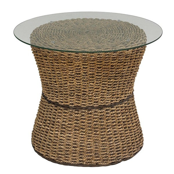 Cabana Banana Honey Drum Table