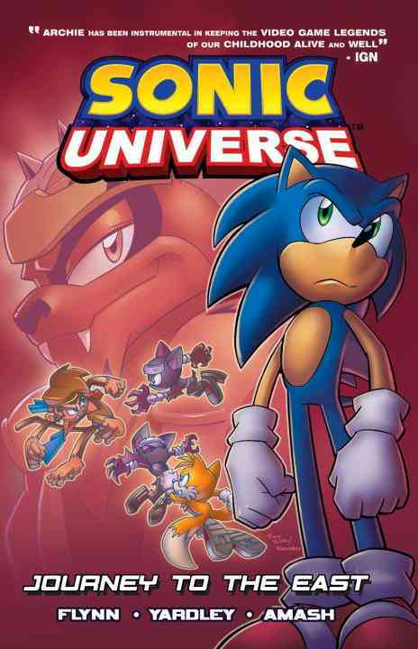 Sonic Universe 4: Journey to the East (Paperback)