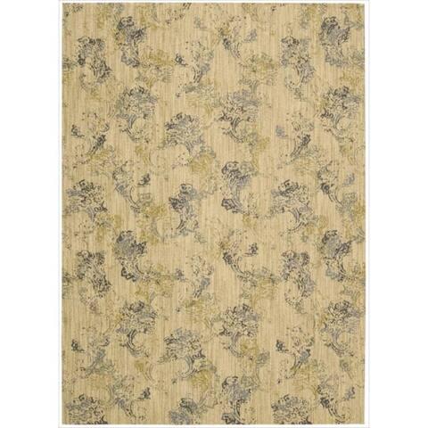 Nourison Metropolitan MET02 Wool Area Rug