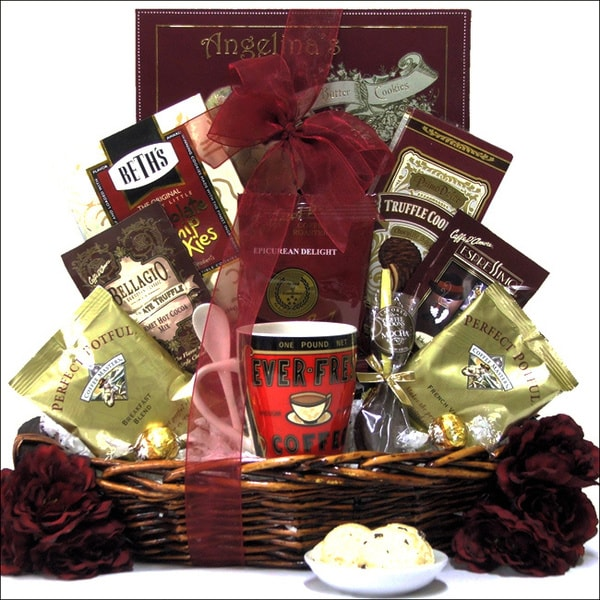 Great Arrivals Jumpin' Java Small Gourmet Coffee Gift Basket