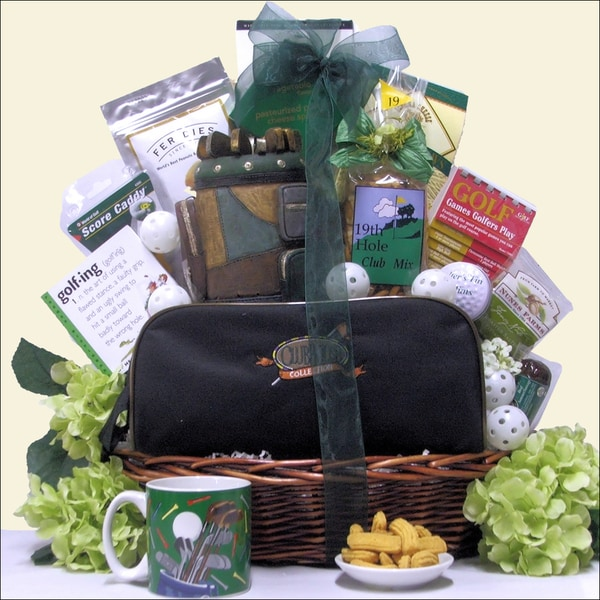 Great Arrivals Hole In One Golf Gift Basket