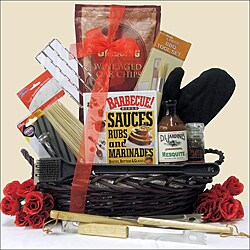 Great Arrivals Grillin' & Chillin' Gourmet BBQ Gift Basket