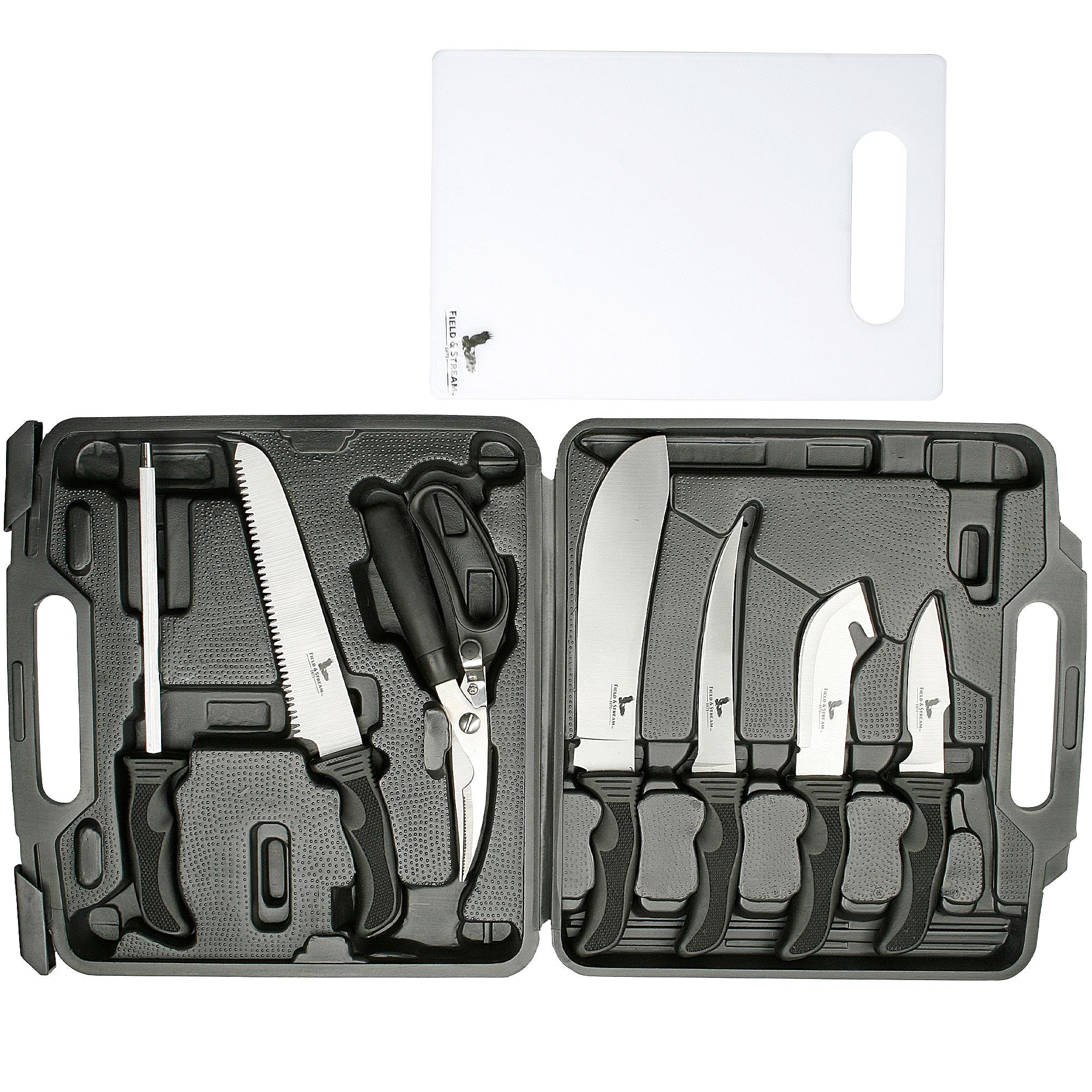 Field & Stream Big Game Knife Kit