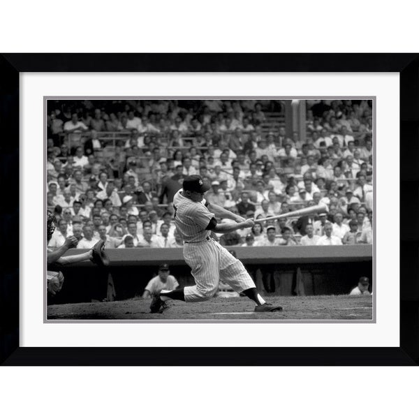 Bettman Archive 'Out of the Park, 1956' Framed Art Print