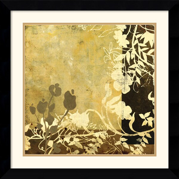 Kemp 'Symphony in Bronze II' Framed Art Print