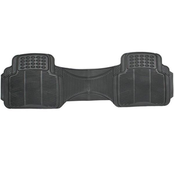 Oxgord Heavy Duty Black PVC Floor Mat