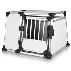 Trixie Scratch-Resistant Metallic Crate
