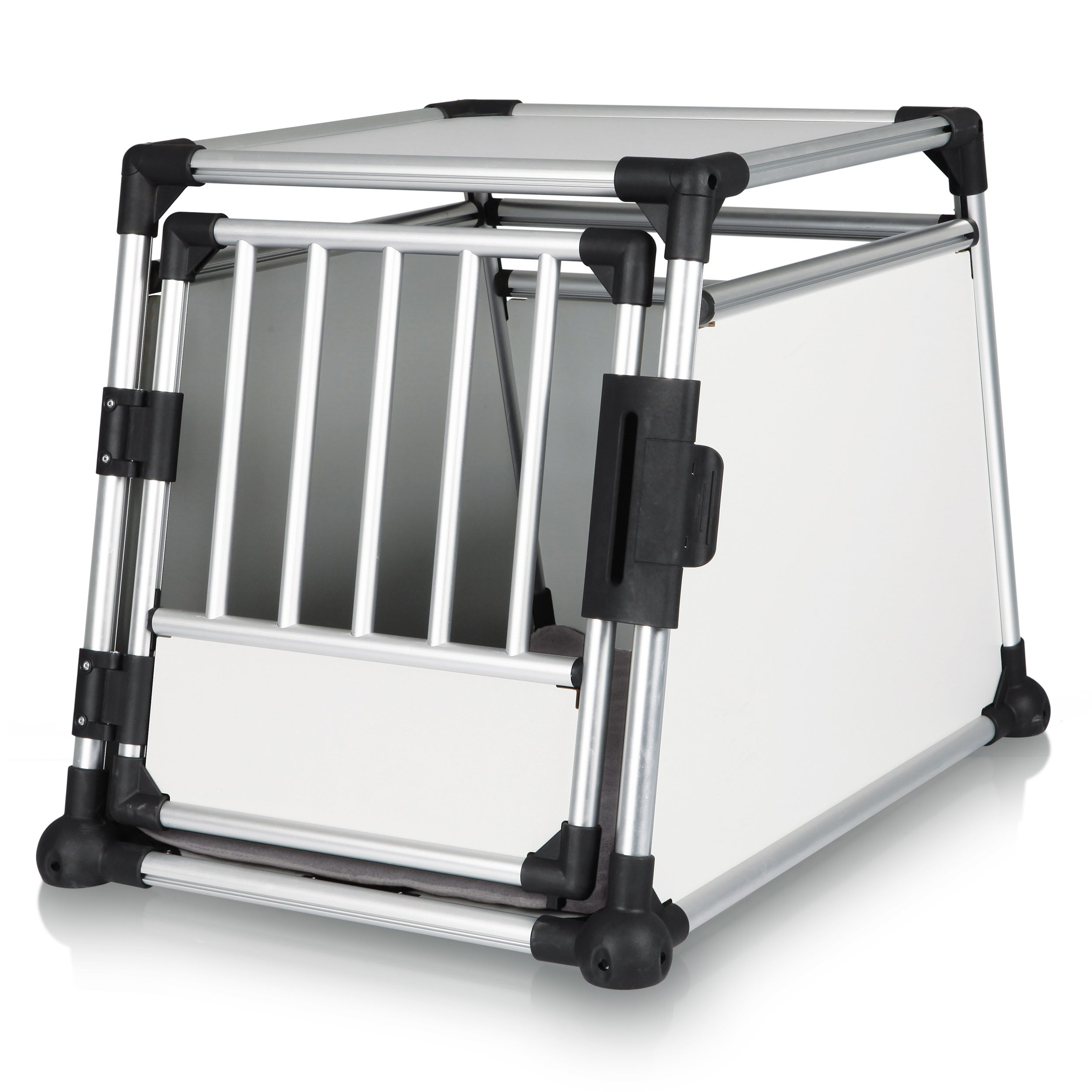 Trixie Scratch-Resistant Metallic Crate (L)