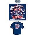 Boston Baseball Men's 'I Bleed Red and Navy' T-shirt