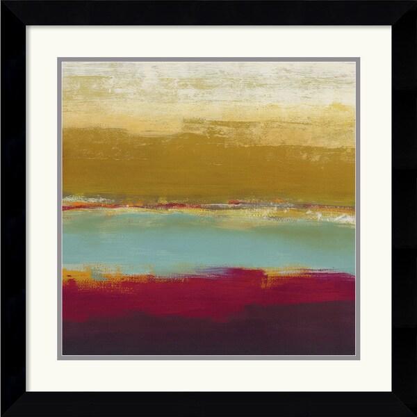 Craig Alan 'Domain III' Framed Art Print
