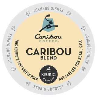 Caribou Coffee Caribou Blend Keurig K-Cups for Keurig Brewers