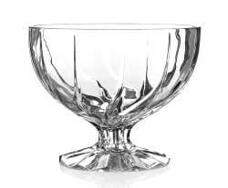Crystal Pedastal Bowl