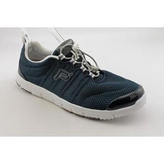 Propet Women's 'TravelWalker II' Navy Mesh (Wide)