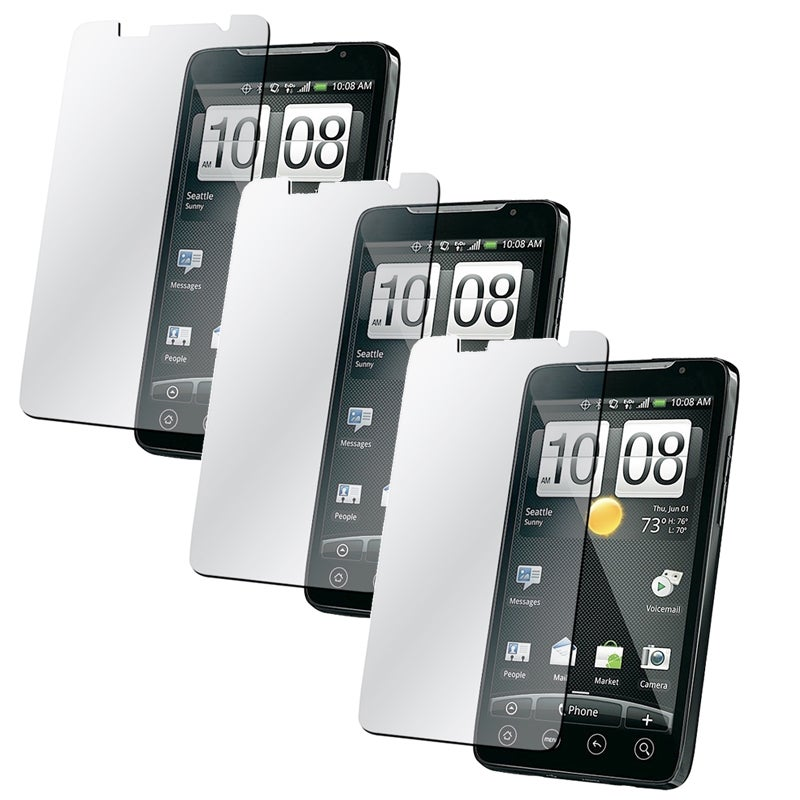 INSTEN Clear Screen Protector for HTC EVO 4G