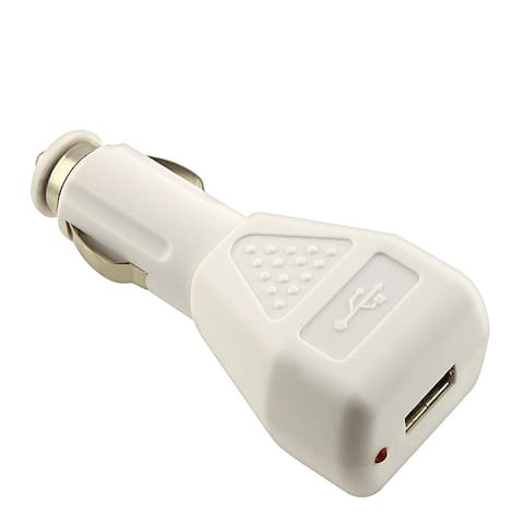 INSTEN Universal USB Car Charger Adapter for Samsung/ LG/ Apple iPhone 4S/ 5S/ 6