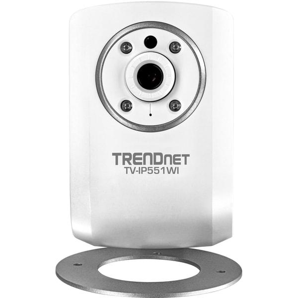 TRENDnet TV- IP551WI Network Camera - Color, Monochrome - Board Mount