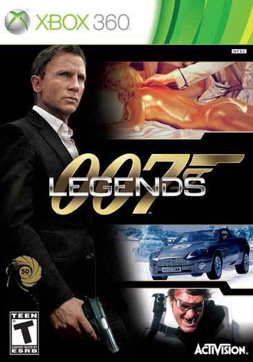 Xbox 360 - 007 Legends