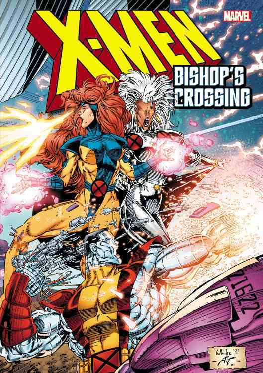 X-Men: Bishop's Crossing (Hardcover)