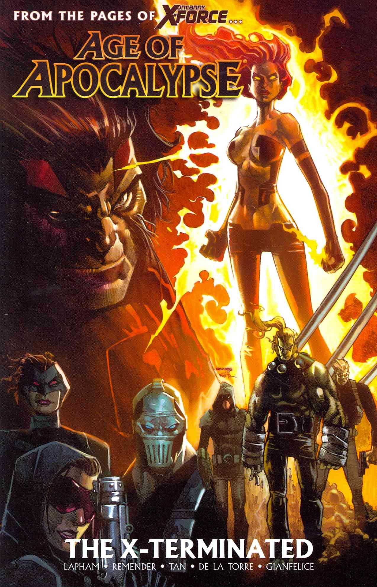 Age of Apocalypse 1: The X-Terminated (Paperback)