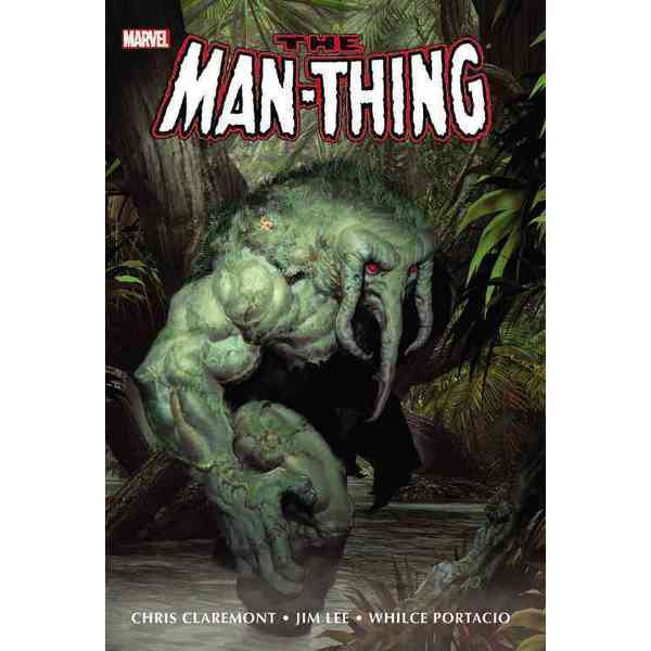 the Man-Thing Omnibus (Hardcover)