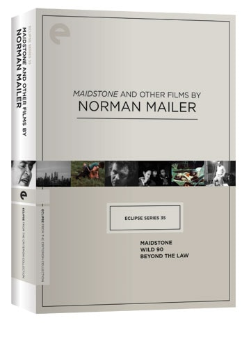 Eclipse Series 35: Maidstone And Other Films By Norman Mailer (DVD)