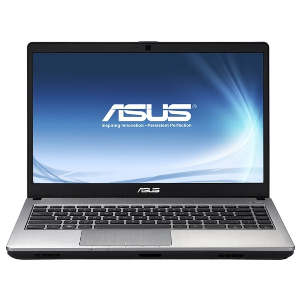 "Asus U47VC-DS51 14.1"" LCD 16:9 Notebook - 1366 x 768 - Intel Core i5"