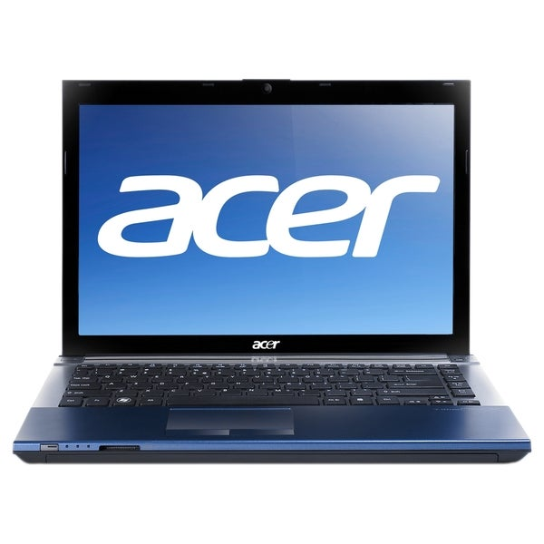 "Acer Aspire 4830T AS4830T-2454G50Mtbb 14"" 16:9 Notebook - 1366 x 768"