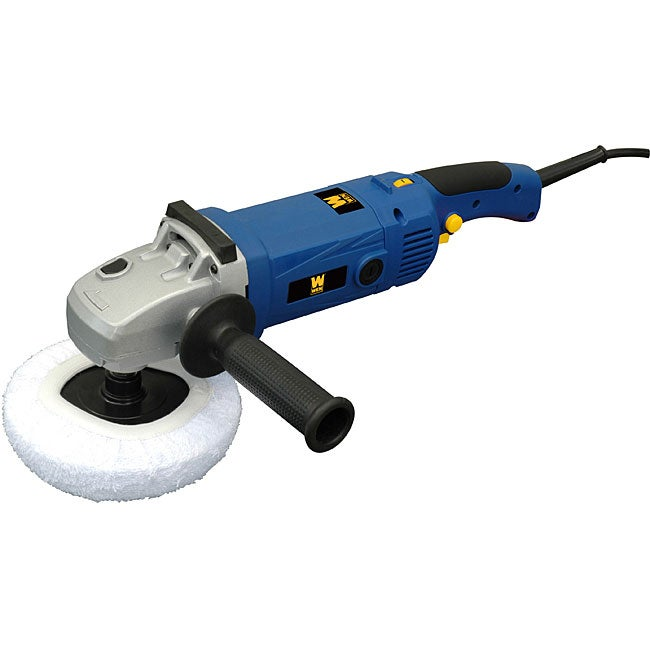 WEN 7-inch Variable Speed Polisher/Sander