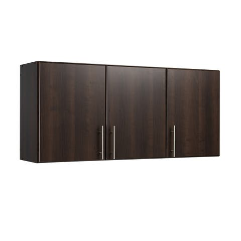 Prepac 'Winslow Elite' 54-inch Wall Cabinet, Multiple Finishes - 54 Inch