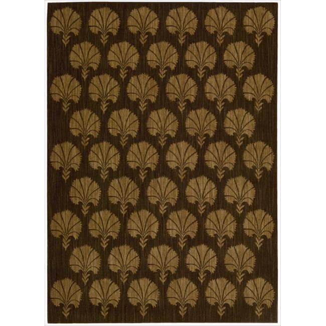 Nourison Home Metropolitan Brown Rug (2'6 x 4')