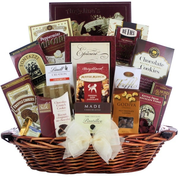 Great Arrivals Chocolate Madness Gift Basket